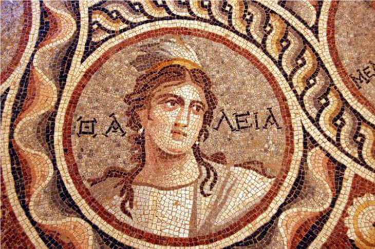 Amazing Pictures Of Ancient Greek Mosaics Discovered In Turkey