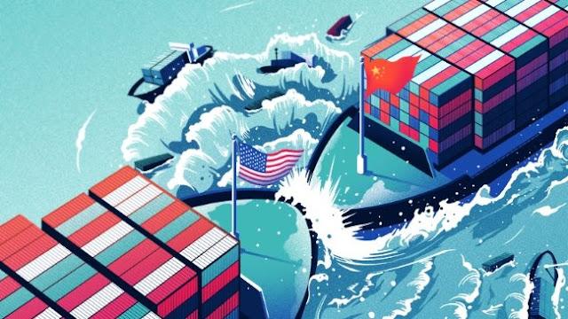 Cuộc căng thẳng thương mại Mỹ – Trung