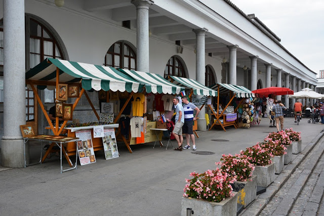 Market Ljubljana