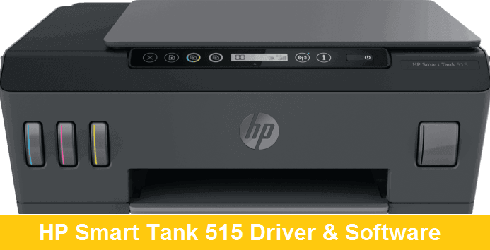 Hp Smart Tank 515 Driver Software Hp Printer Drivers All Printer Drivers