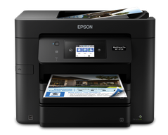 Epson WorkForce Pro WF-4734 Drivers & Software Download