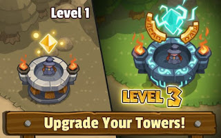 Realm Defense: Fun Tower Game Apk v1.2.2 Mod