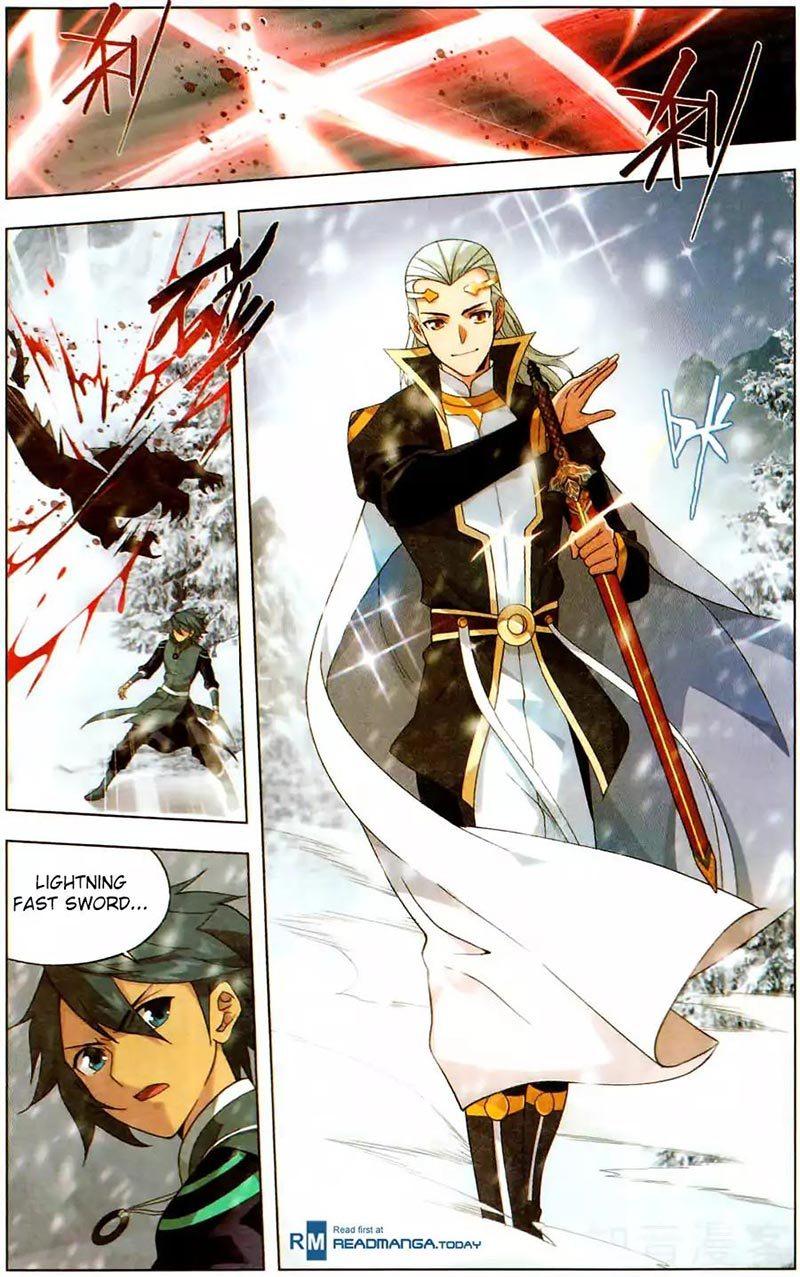 Battle Through Heaven Chapter 232-17