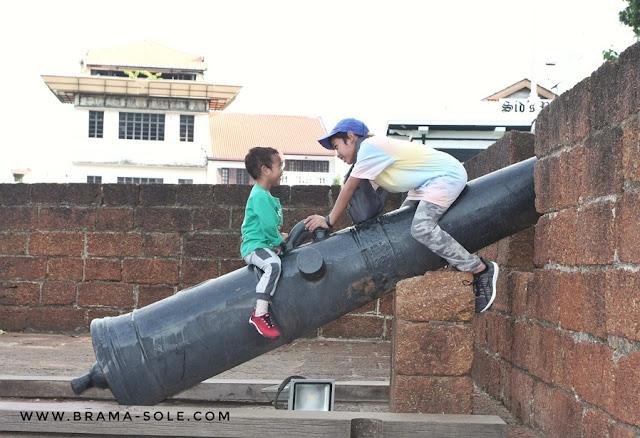 Benteng Portugis di Melaka