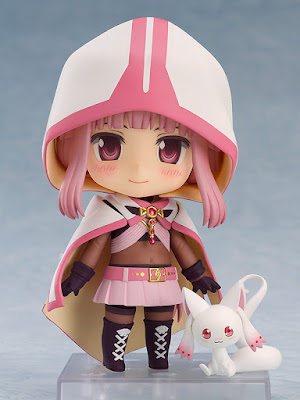 "Nendoroid Iroha Tamaki de ""Puella Magi Madoka Magica Side Story Magic Record"" - Good Smile Company"