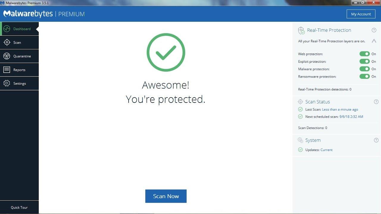 malwarebytes premium 2018 serial