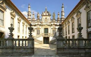 Casa de Mateus em Vila Real