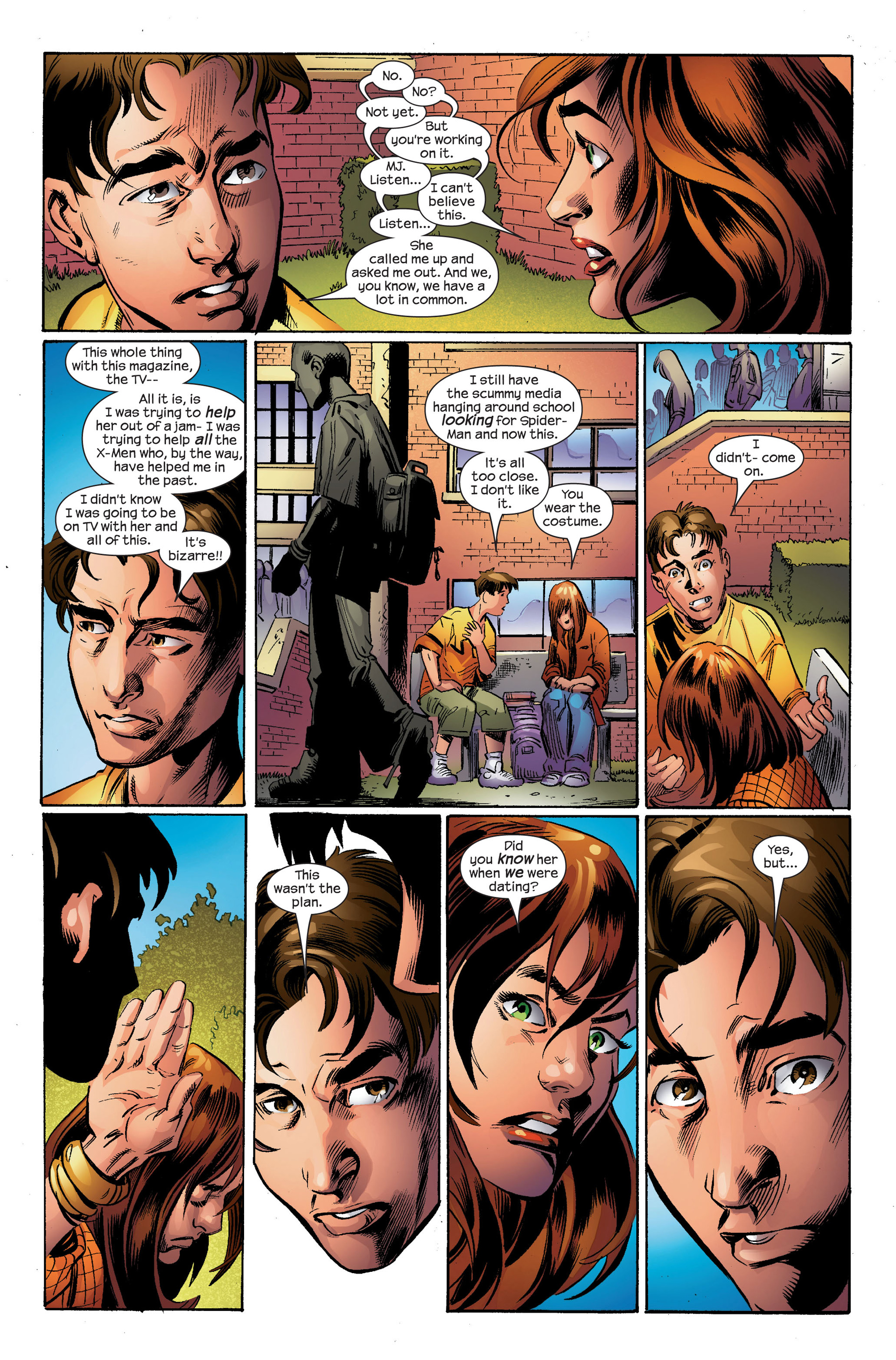 Read online Ultimate Spider-Man (2000) comic -  Issue #95 - 16