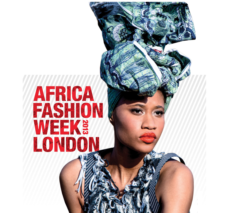 African Fashion Week Covent Garden