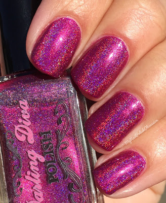 Darling Diva Polish Deadpool Collection; All The Dinosaurs Fear The TRex