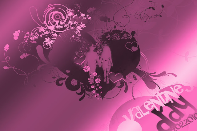 Free lovely valentine day HD wallpaper download