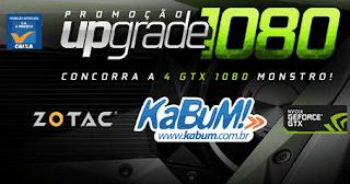 Participar Promoção Kabum 2016 Upgrade 1080