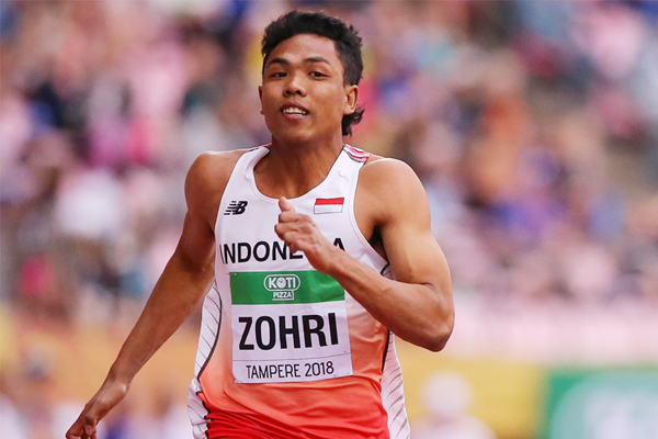 Siapakah Muhammad Zohri Pelari Asal Indonesia?