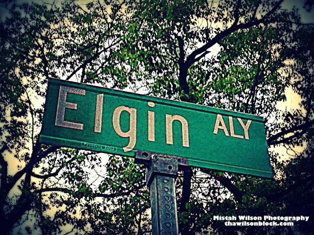 Elgin Alley, Pasadena, California by Mistah Wilson Photography