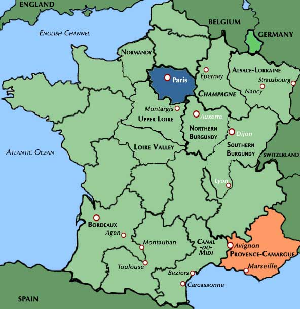 Provence Map Of France.Year 10 French Blog That I Made Provence Alpes Cote D Azur