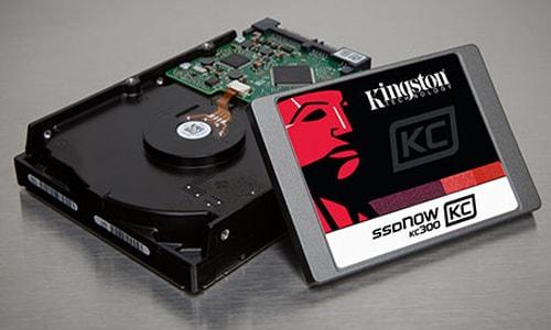 Perbandingan Hard Disk (HDD) dan Solid State Drive (SSD)