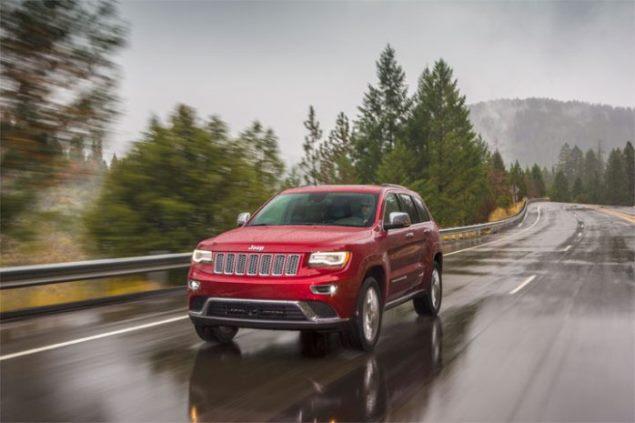 """شركة """"Jeep"""" تستعرض أسرع سياراتها رباعية الدفع (فيديو)"""