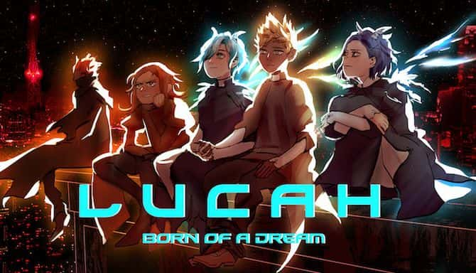 LUCAH BORN OF A DREAM-HOODLUM