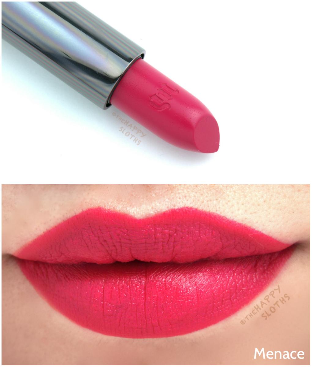 Urban Decay Vice Lipstick - Menace-COMFORT MATTE