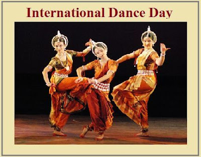 International Dance Day Observed: 29 April