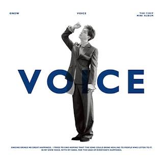 SHINee : ONEW – VOICE Albümü