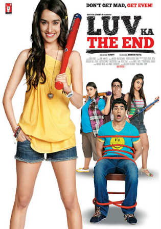 Luv Ka The End 2011 DVDRip 750MB Hindi Movie 720p ESub Watch Online Full Movie Download bolly4u