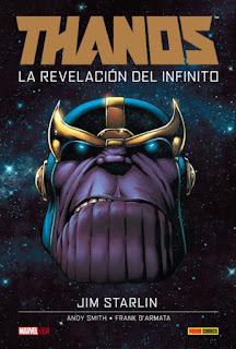 Thanos. La revelación del infinito