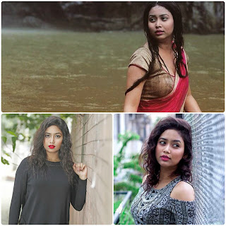 Bangla  movie actress vabona hot photos
