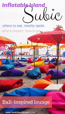 Beach Resort in Zambales bali inspired lounge