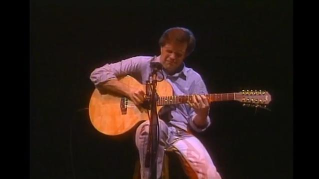 Great Guitar Sound ♫ Leo Kottke Airproofing Two 12