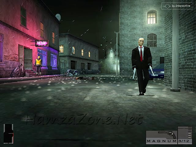 Hitman Contracts Free For PC Highly Compressed