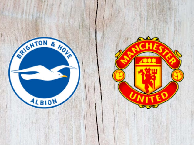 Watch Brighton vs Manchester United Full Match & Highlights - 19 August 2018