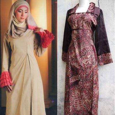 Abaya elegan model terbaru di tahun 2015