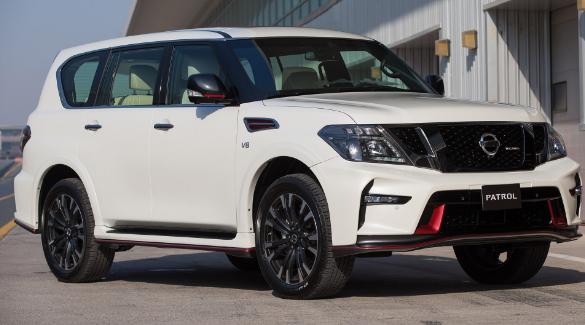 2018 Nissan Patrol Design