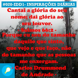 020-IDD1- Ideia do Dia 1