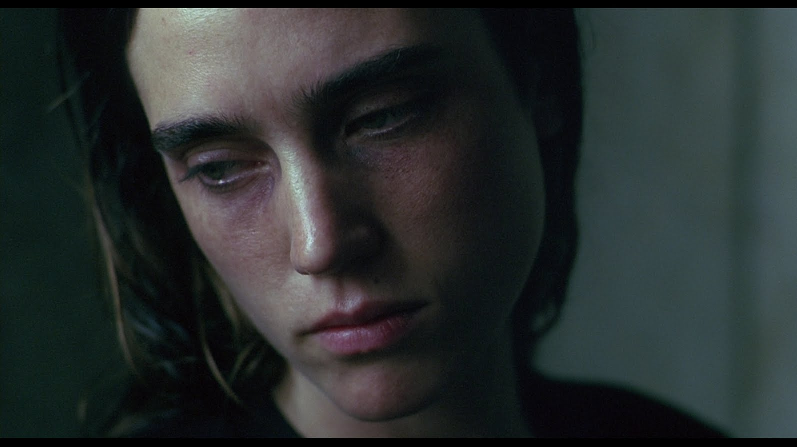 Speaking Jennifer connelly requiem for a dream double from