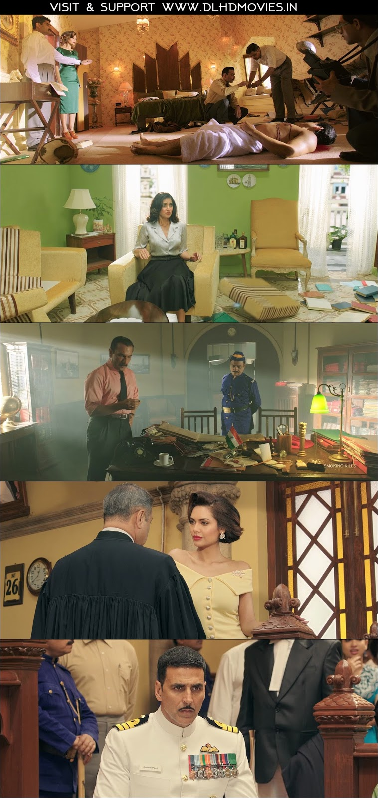 Rustom Movie Screenshot