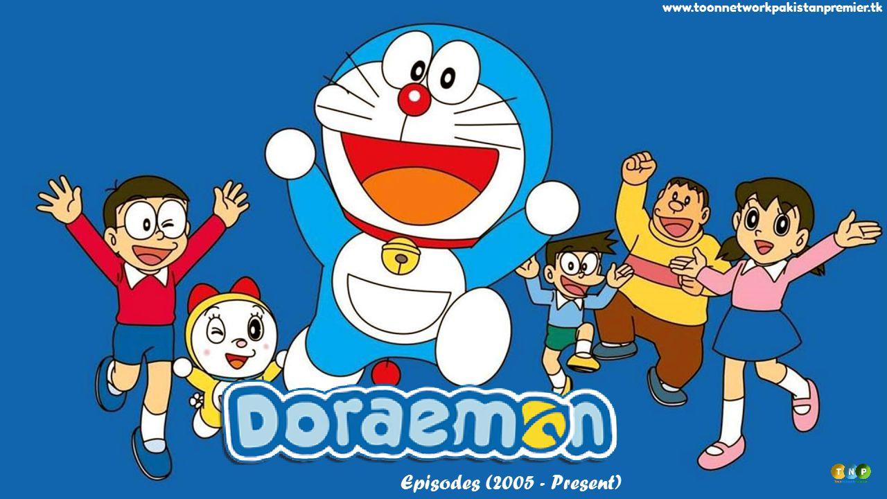 Doraemon (2005 Anime) Series  Episodes (720p HD)