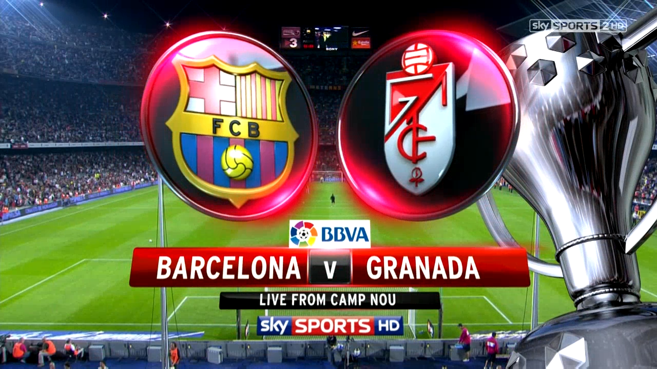 barcelona vs granada - photo #43