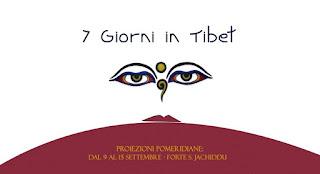 7 GIORNI IN TIBET. EVENTO MULTIMEDIALE DEDICATO ALLA VISITA DEL DALAI LAMA A MESSINA