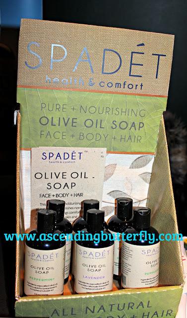 Spadet Olive Oil Soap