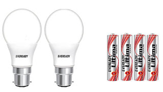 Eveready Base B22D 7 Watt LED Bulb