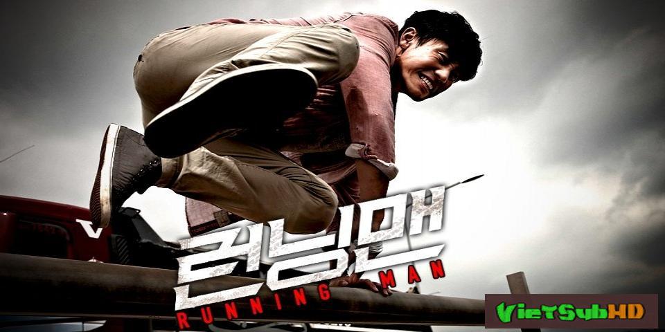 Phim Người Cha Chạy Trốn VietSub HD | The Running Man 2013