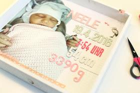 Scrapbooking für Babys