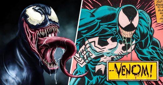 Venom tendrá su propia película... ¡Ya hay fecha de estreno!