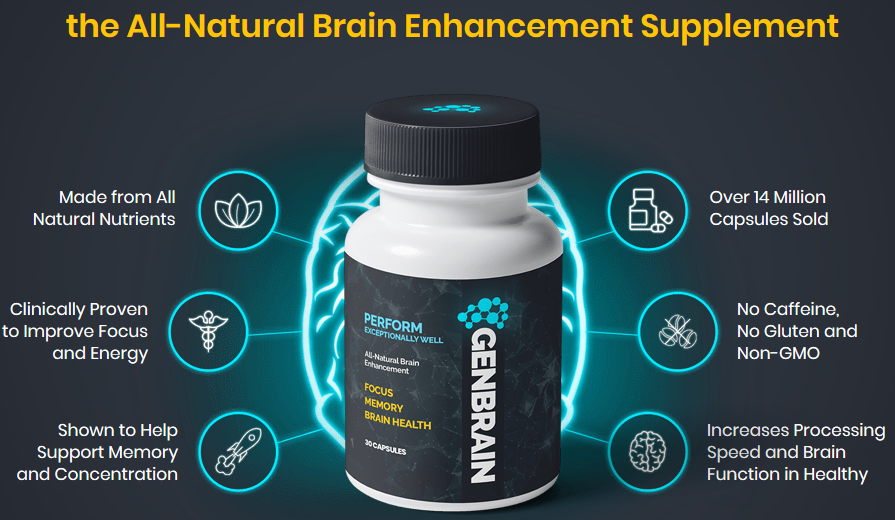 Inteligen - Brain Supplement