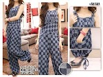 Busana Burberry Jumpsuit GC1025