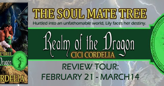 Realm Of The Dragon by CiCi Cordelia (Spotlight, excerpt, review and GIVEAWAY) ADULT title (GFT)