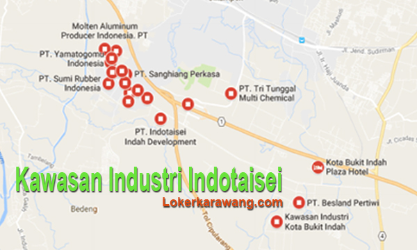 Kawasan Industri Indotaisei