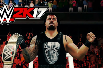 Download Game PC WWE 2K17 FULL VERSION CODEX